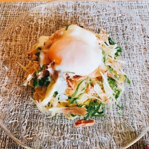 【夏パスタ】みょうがと大葉の冷製パスタの簡単レシピ~マンガめし~