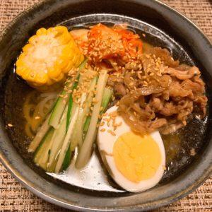 【カルディ麺】盛岡発!焼肉屋の冷麺レシピ。冷麺と冷やし中華の違いは?