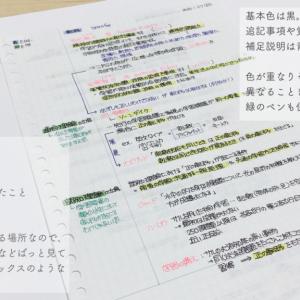 勉強ノートの作り方①|方眼×コーネル式が使いやすい!