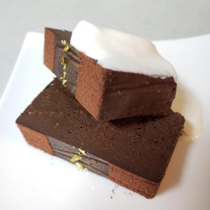 低糖質ショコラテリーヌ完成