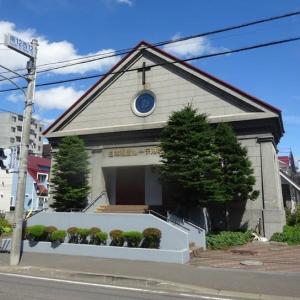 各地ルーテル教会探訪(札幌、深川、江別)