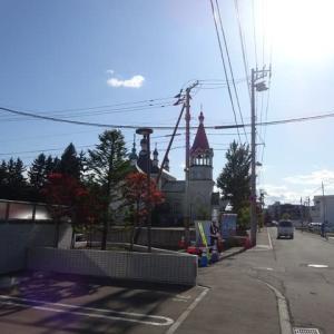 ハリストス正教会、オープンドアチャペルへの道・・・超偶然の発見
