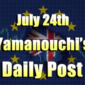7月24日イギリス新首相就任による欧州通貨への影響は?