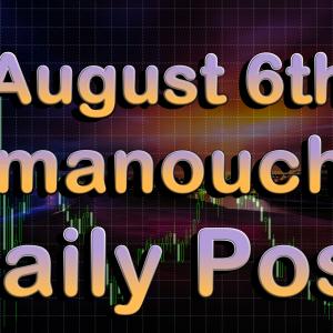 8月6日RBA金融政策発表からAUDに注目!