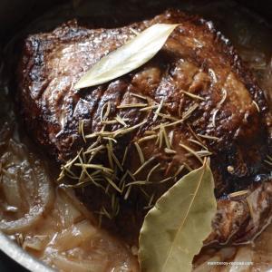"""コストコで買ったブロック肉を調理!""""オーストラリア産 グレインフェッドビーフ ランプキャップ VP"""""""