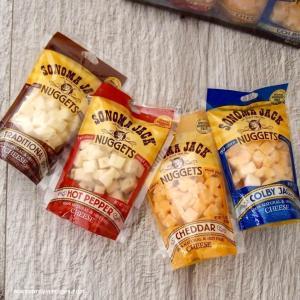 """今まで買ったことがなかったコストコの定番チーズ""""ソノマジャックナゲッツ"""""""