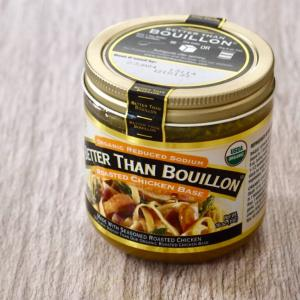 """便利な調味料がコストコに登場!""""Better Than Bouillon(べターザンブイヨン)オーガニック ローストチキンベース"""""""