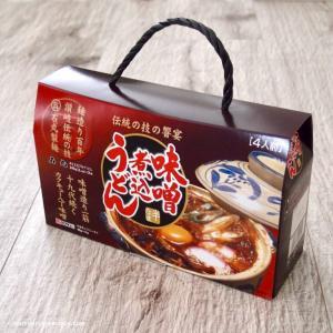 """コストコ新商品!""""石丸製麺 味噌煮込うどん 半生タイプ"""""""