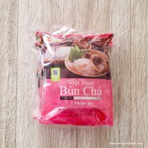 """コストコのアジアンフェアで買ったベトナムの味!""""Bún Chả(ブン・チャーセット)"""""""