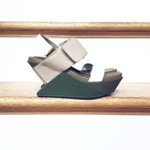 【レビュー】United Nude Delta Wedge Sandal ユナイテッドヌード デルタウェッジサンダル サイズ感と履き心地について
