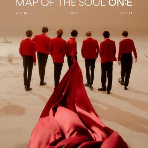BTS MAP OF THE SOUL ON:E 公演開催決定