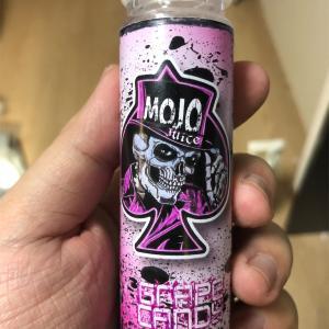 mojo juice Grape Candy レビュー