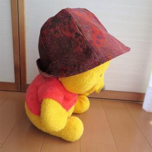 帽子は続く~~