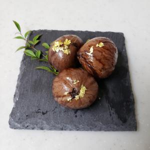 栗の渋皮煮のレシピ