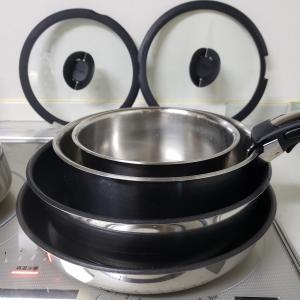 お鍋とフライパン