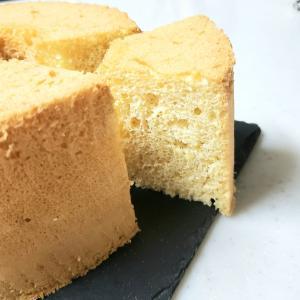 大豆粉のシフォンケーキのレシピ