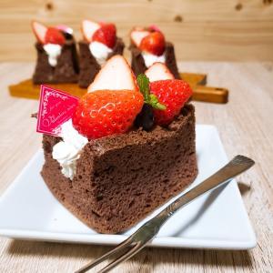 低糖質ココアシフォンケーキのレシピ