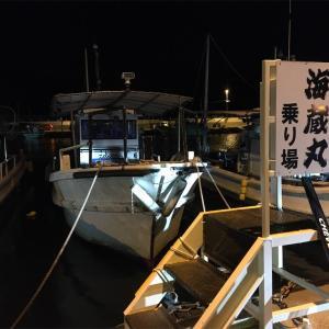 太刀魚狙い 10/31海蔵丸