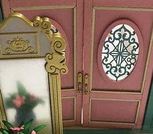ドールハウス・扉作り