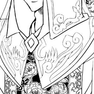 中華服の模様(2)
