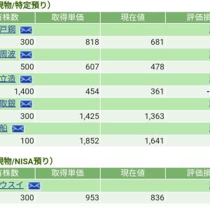 【2019/5/29】評価損益