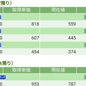 【2019/8/5】評価損益