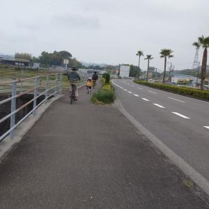 末っ子とサイクリング