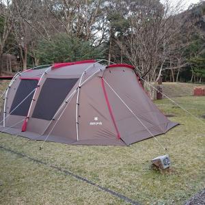 テント比較ランドロックVSヴォールトVSハリスドームテント