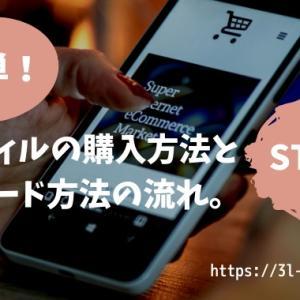 【簡単】手帳リフィルの購入方法とダウンロード方法の流れ【ストアーズ】