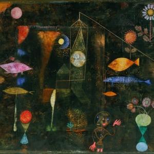 「線と色彩の画家」パウル・クレー(Paul Klee)の絵画集