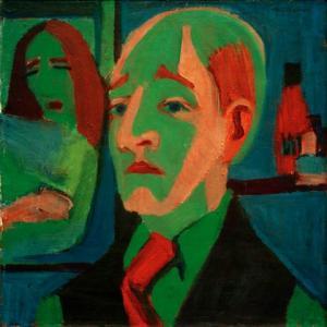 「ドイツ表現主義画家」エルンスト・キルヒナー(Ernst Ludwig Kirchner)の絵画集