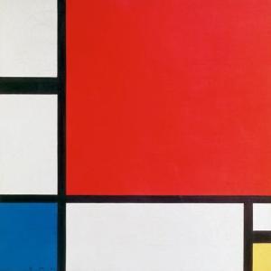「抽象絵画の巨匠」ピエト・モンドリアン(Piet Mondrian)の絵画集