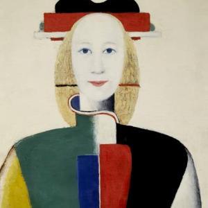 「抽象絵画の先駆者」カジミール・マレーヴィチ(Kazimir Malevich)の絵画集