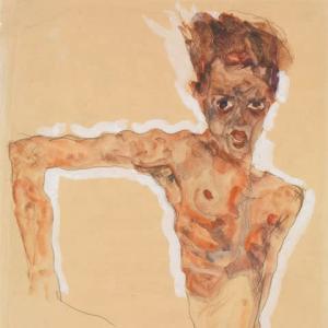天才画家 「エゴン・シーレ Egon Schiele」1906年-1911年の絵画まとめ