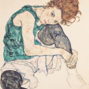 エゴン・シーレ「 Egon Schiele」1912年-1918年の絵画まとめ
