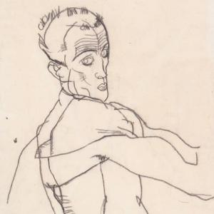 「デッサンの魅力」エゴン・シーレ (Egon Schiele)の素描 ヌードデッサン