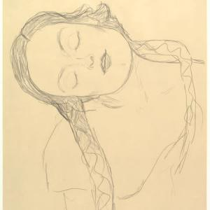デッサンの魅力「グスタフ・クリムト Gustav Klimt」素描 Ⅰ 人物