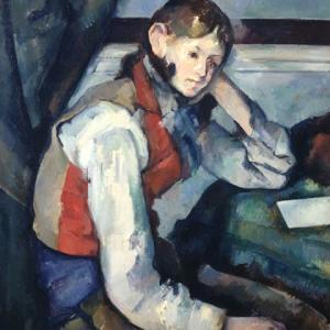 「近代絵画の父」ポール・セザンヌ(Paul Cézanne)の絵画