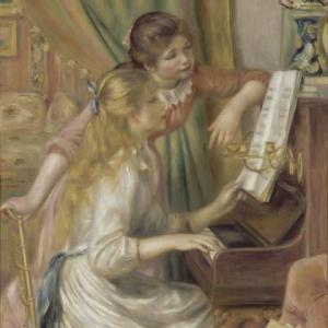 「印象派画家」ルノワール(Pierre-Auguste Renoir)の絵画