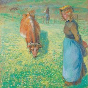 「印象派の画家」カミーユ・ピサロ(Camille Pissarro)の絵画