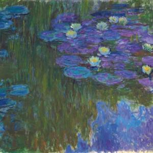 「印象派画家」クロード・モネの絵画