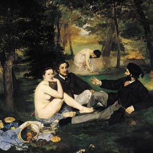 「印象派の父」エドゥアール・マネ(Edouard Manet)の絵画