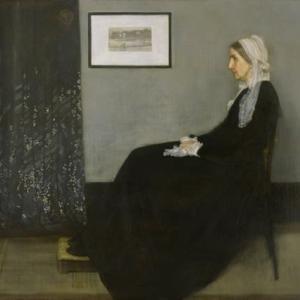 「耽美主義の画家」ホイッスラー(James McNeill Whistler)の絵画