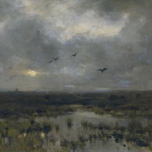 「ゴッホの師匠」アントン・モーヴ(Anton Mauve)の絵画