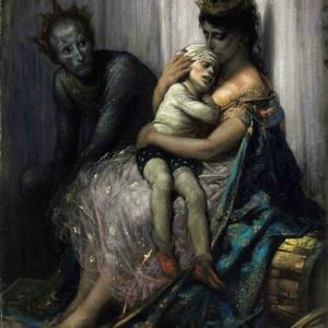 「ロマン主義の挿絵画家」ポール・ギュスターヴ・ドレ(Paul Gustave Doré)の絵画