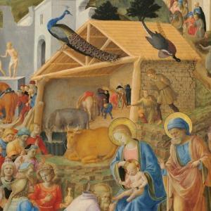 「金色と光の画家」フラ・アンジェリコ (Fra Angelico)の絵画