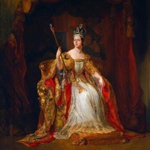 「イギリスの歴史画と肖像画の画家」ジョージ・ハイター(George Hayter)の絵画