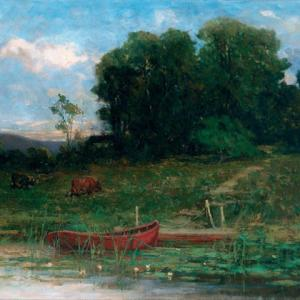 「色調主義の田園風景画家」Edward Mitchell Bannisterの絵画