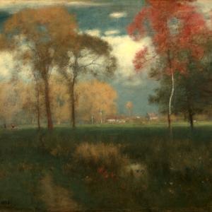 「アメリカの風景画の父」ジョージ・イネス(George Inness)の絵画