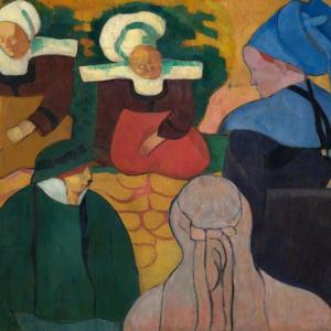 「ポン=タヴァン派を代表する画家」エミール・ベルナール(Émile Bernard)の絵画